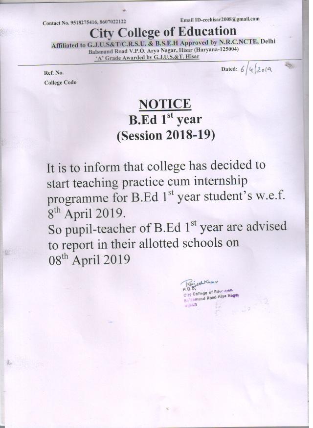 b-ed-1st-year