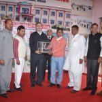 Dr. A.S. Chaudhary during the inaugrahan of Sports Meets
